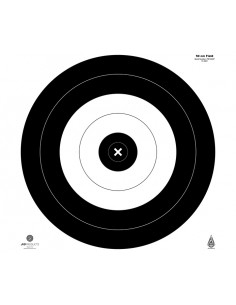 JVD Products IFAA 50 cm Field Target Faces