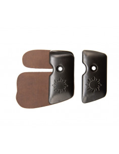 Fairweather Tab Plates Set Incl. Leather 2019