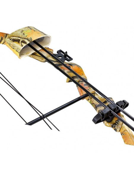 Compound bow 25 lbs camouflage