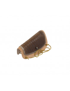 Neet arm guard Osage Bison Lace-On