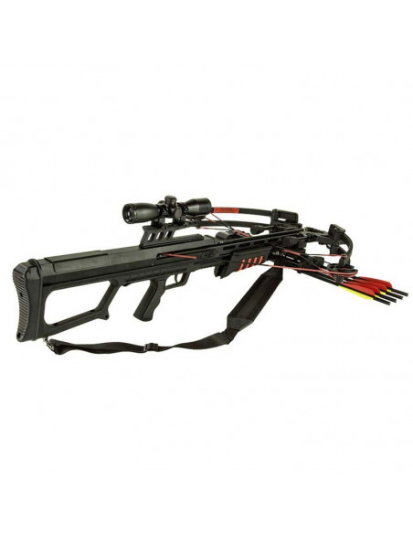 Compound crossbow 175 pounds with accessories