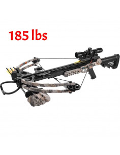 Set Recurve Armbrust MK-175 XB21 Bücher + red dot + Anbauköcher