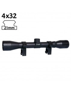 4x32 riflescope for crossbows 21mm rail