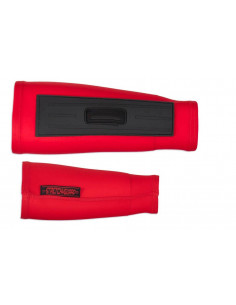Armguard Red L archery