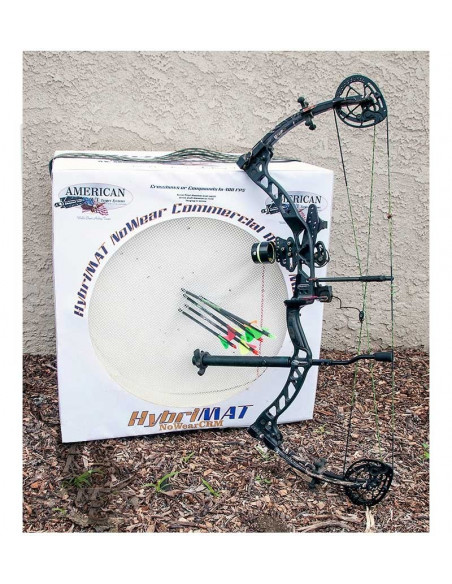 Target CRM for crossbow shooting 62x62x38cm