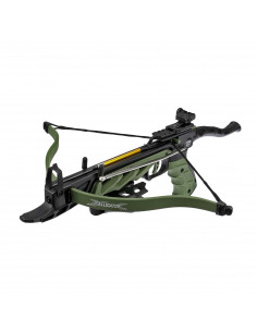 Crossbow Pistol 80 pounds Alligator green
