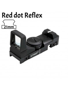 Punto rojo Reflex rail 21mm