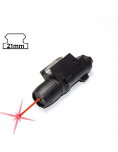 Laser sight for 21mm rail
