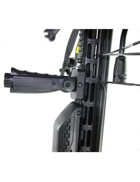Compound crossbow 185 lbs Accelerator 410 Black