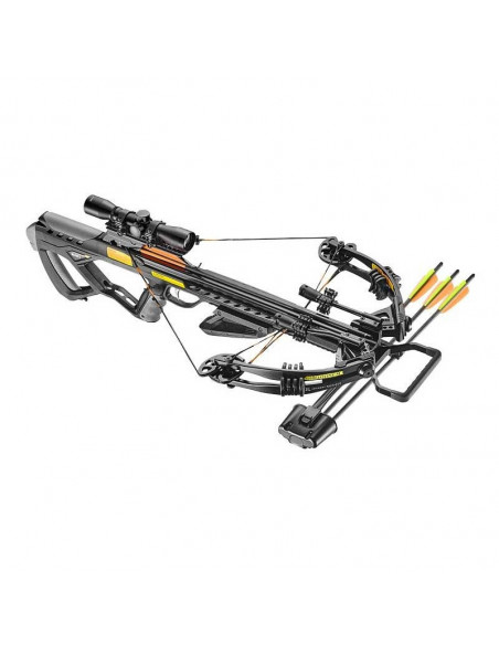 Compound crossbow 185 lbs Guillotine M black