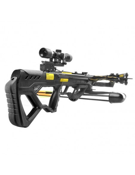 Compound crossbow 185 lbs Guillotine-X black