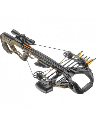 Compound crossbow 185 lbs Guillotine-X Camo