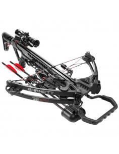 Barnett TS370 370 fps 185 lbs Crossbow + 4x32 red dot