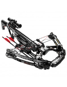 Barnett TS390 Crossbow 185 lbs 390 fps + 4x32 red dot
