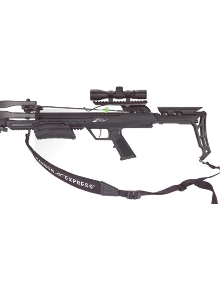 Arbalète Carbon Express X-Force Blade BK 165 lbs 330 fps