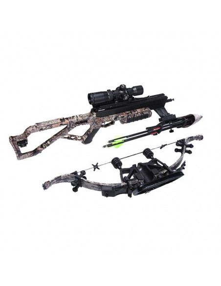 Crossbow Excalibur Assassin 420 RealTree 290 lbs 420 fps