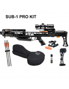 Crossbow Mission SUB-1 Pro-Kit 200 lbs 385 FPS