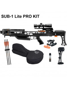 Crossbow Mission SUB-1 Lite Pro-Kit Black 335 FPS