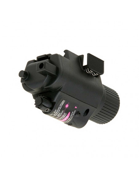 Lamp 350lm and Laser for crossbow rail 21mm