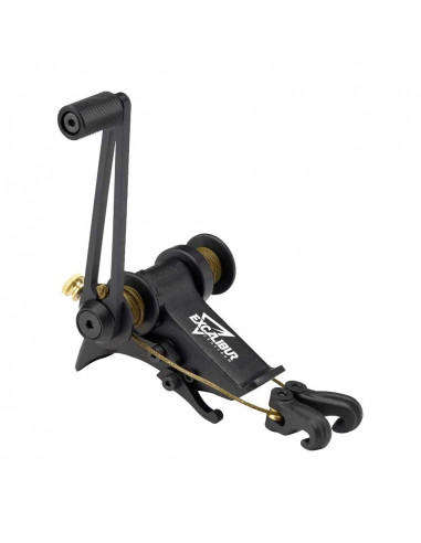 Crank device for Excalibur crossbows