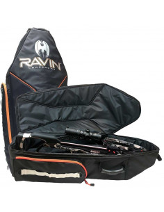 Flexible case for crossbows Ravin