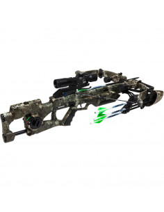 Balestra Excalibur Assassin 400 TD Camo real tree 400 fps 325 lbs