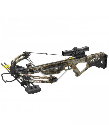 Compound crossbow PSE Coalition 380 FPS 185 lbs