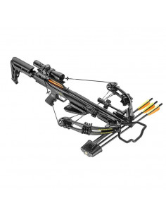 Black compound crossbow 175...