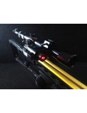 Red Laser Pointer Crossbow