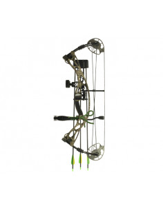 Hori-Zone Air Bourne Deluxe Camo Compound Bow Package