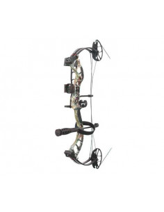 PSE Uprising Compound Bow Package