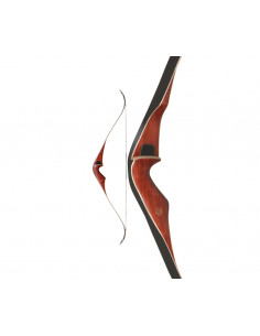 Bear Archery One Piece Fieldbow SuperMag Recurve