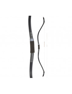 Arc recurve White Feather Horsebow Wingz Carbon 50 pouces
