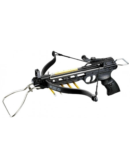 Pistol Crossbow 80 lbs all-aluminium