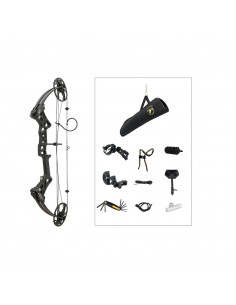 Topoint Package M1 DELUXE Compound Bow Package