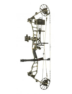 PSE DRIVE NXT-ZF Compound Bow Package
