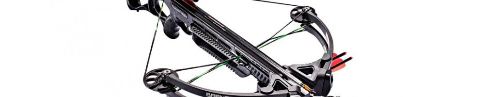 Very powerful and affordable compound crossbows