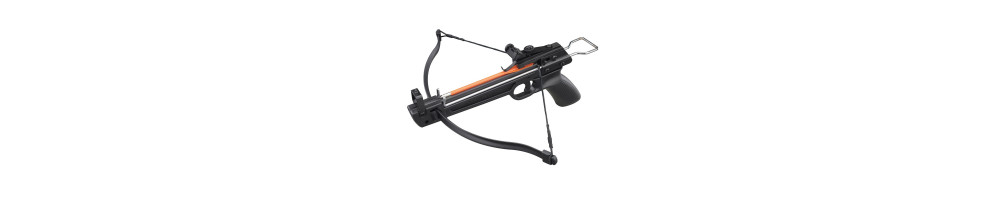 Mini crossbow 50 pounds, the crossbow gun to start and have fun